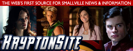 kryptonsite news page smallville
