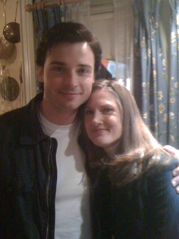 Tom Welling Annette O'Toole